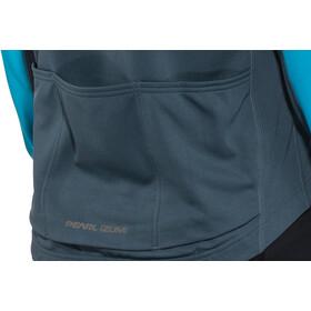 PEARL iZUMi Select LTD Thermal Jersey Herren atomic blue/mid navy diffuse